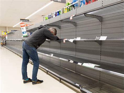 toilet paper panic buying  resumed  melbourne  coronavirus cases rise ladbible