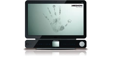 all in one pc mattes display medion the touch x9613 all in one pc im test