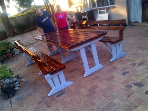 used patio dining set for sale used garden furniture for sale in kwazulu natal