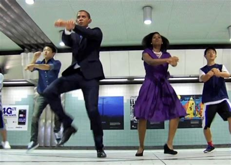 Barack Obama Wardrobe by Barack Obama Gangnam Style Dans箟 171 Photocritic International