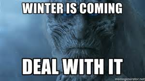 White Walker Meme - memes into the dance