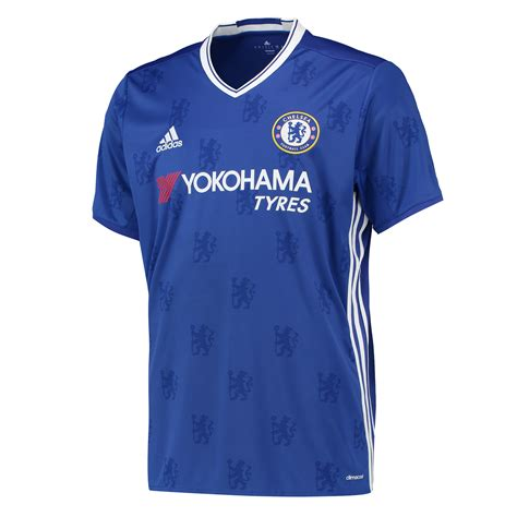 chelsea kits chelsea 16 17 adidas home kit 16 17 kits football
