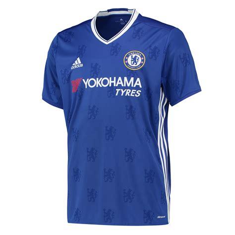 Chelsea 2016 17 Home Bnwt Original Jersey chelsea 16 17 adidas home kit 16 17 kits football shirt