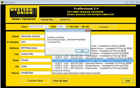 tutorial carding western union hack western union mtcn number bottin internet
