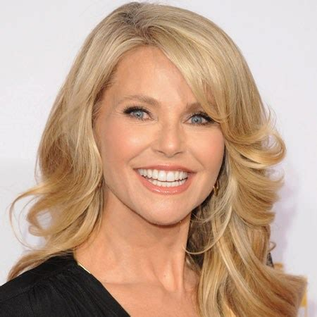 who turned 60 in 2014 picture perfect christie brinkley changes mind about