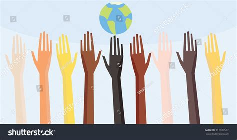 How To Find Peoples Addresses For Free Illustration Of A S With Different Skin Color Together Race Equality