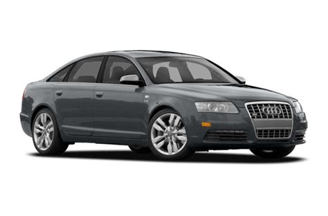 audi s6 v10 reliability 2007 audi s6 specs safety rating mpg carsdirect