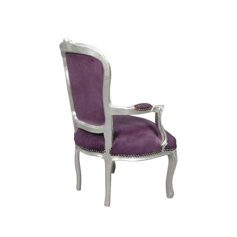 fauteuil violet fauteuil violet