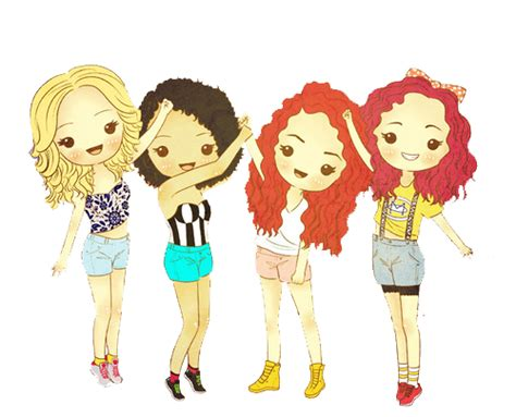 woop woop look at what we have found for you the girls from
