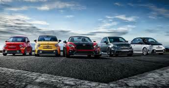 Fiat Line Up Fiat And Abarth S Auto Show Lineup Doesn T Include