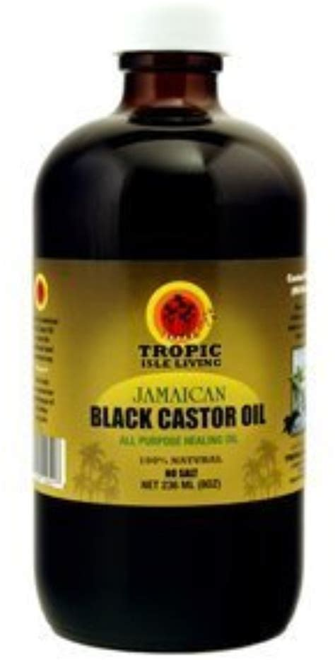 jamaican castrol oil 6 month results tropic isle living jamaican black castor oil with aloe