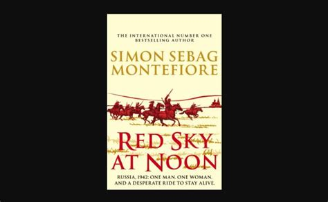 sky at noon a novel books war and redemption on the russian steppe book