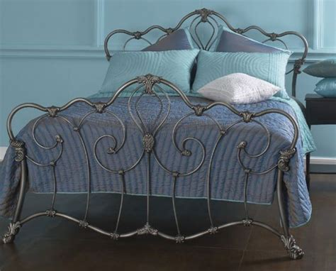 King Wrought Iron Bed Frame Great King Size Metal Headboard Wrought Iron Beds Iron Beds And Iron Bed Frames King The Partizans