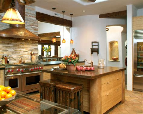 eclectic kitchen ideas santa fe style kitchen eclectic kitchen san diego by hamilton gray design inc