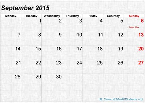 printable calendar 2015 august september 9 best images of september october 2015 calendar printable