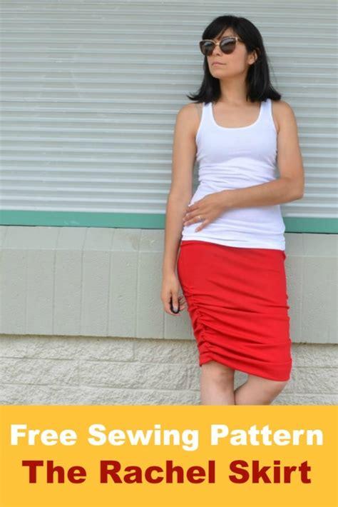tutorial on how to cut the rachel how to make the rachel skirt on the cutting floor
