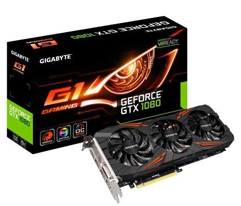 Asli Murah Gigabyte Geforce Gtx 1080 G1 Gaming 8gb Ddr5x 256bit gigabyte announces geforce gtx 1080 g1 gaming card