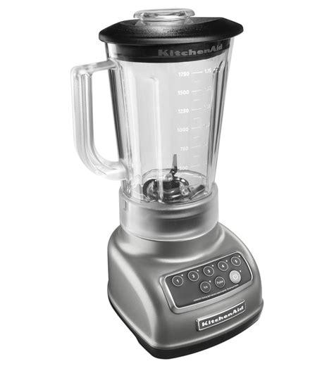 Or Kitchenaid Blender Kitchenaid Blender 56 Oz Contour Silver 99 99 You Save