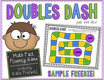 printable doubles games this is a free doubles game to practice addition doubles