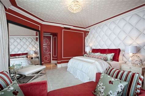 red bedroom decor red bedroom ideas and decor freshnist