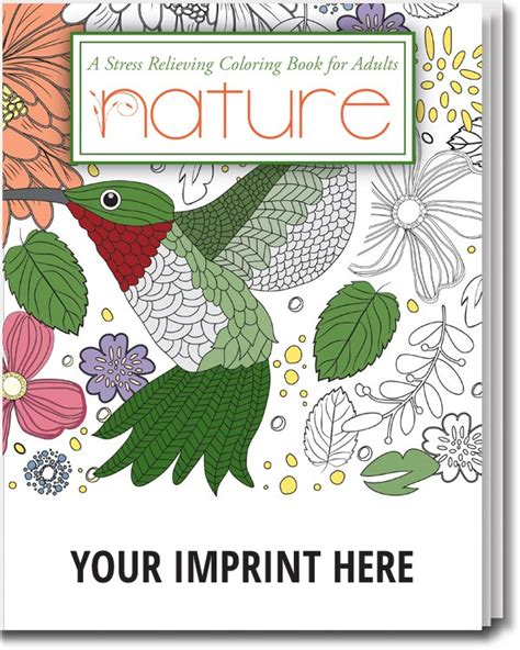 coloring books for adults nature nature stress relieving coloring book for adults