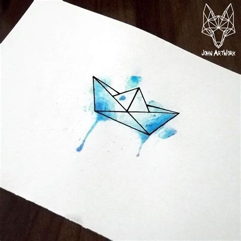 origami drawings 1000 images about papierboote paper boats on