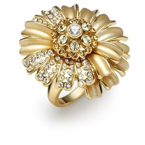 Golden Ring New Design by New Superb Rings Wedding Jewelry Earrings