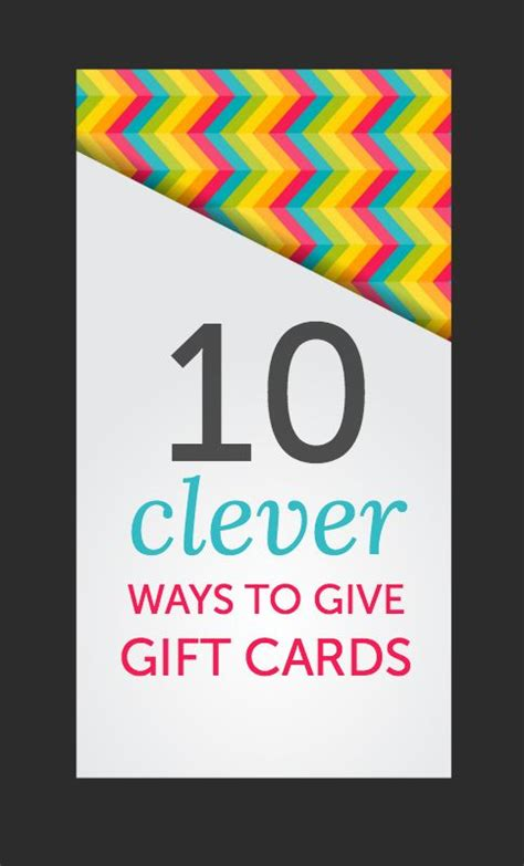 Gift Card Presentation Ideas - best 25 gift card presentation ideas on pinterest buy gift cards gift card basket