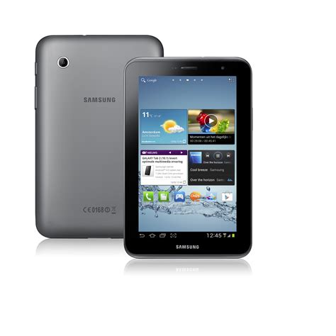 Samsung Tab 2 Only Wifi samsung galaxy tab 2 7 quot wifi 32gb titanium specificaties tweakers