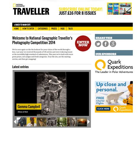 competition 2014 uk national geographic traveller uk photography