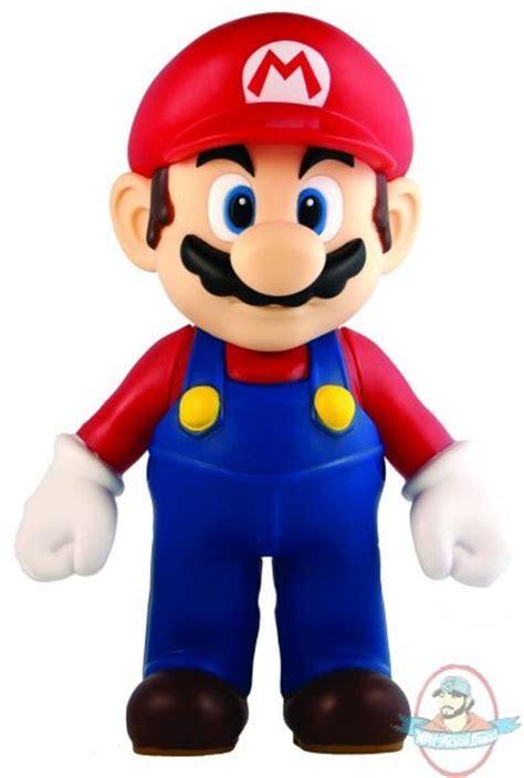 Diskon Figure Mario Bross Luigi mario 9 inch figure mario brothers of