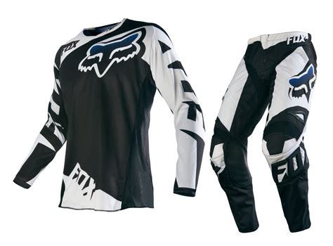 fox racing motocross gear fox racing 2016 youth mx race dirt bike black white