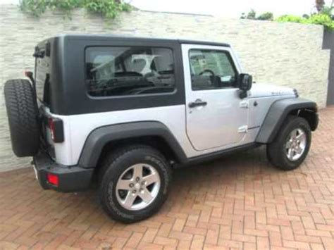 Jeep For Sale In South Africa 2010 Jeep Wrangler Rubicon 3 8 2door Manual Auto For Sale
