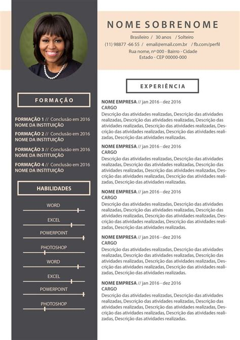 Curriculum Vitae Concepto Y Modelo The 25 Best Modelo Curriculum Ideas On Curriculo Ou Curriculum Modelo De Um