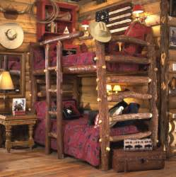 Cowboy Bunk Beds Baby Boy Children Room In Cowboy West Style Interior And Decor Ideas