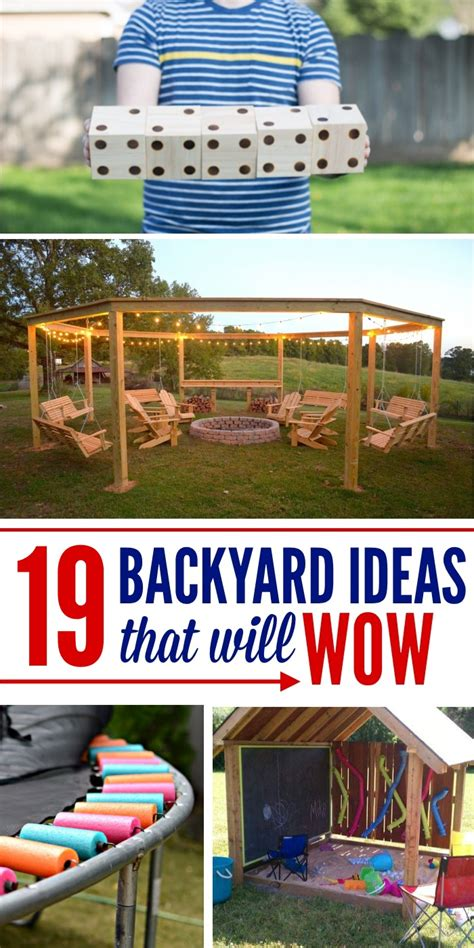 family backyard ideas 19 family friendly backyard ideas for making memories