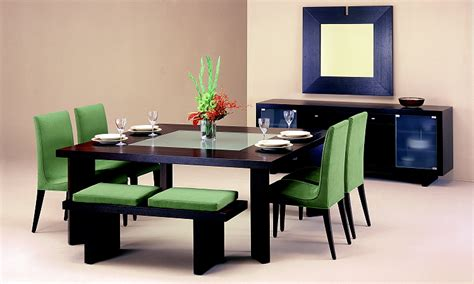 a dining room table modern dining room tables