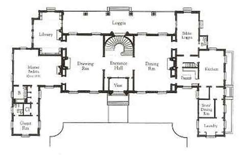 classical house plans classical symetrical palladian house plan traditional