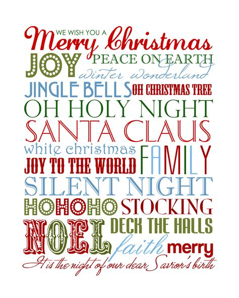 free printable holiday quotes christmas subway art free printable how to nest for less