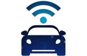 Connected Car Logo Posts By Afournier Autopartage Pour Entreprises Et