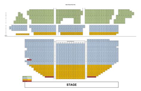 state theatre seating chart venue state theatre of ithaca