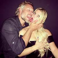 Jessica Simpson And Eric Johnson Touch Tongues Photo  Peoplecom
