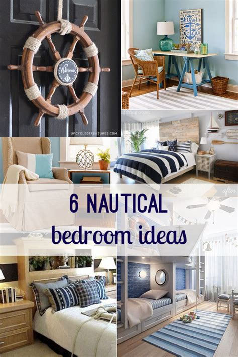 Decorating Ideas For Nautical Bedroom Nautical Bedroom Decor Ideas Home Diy