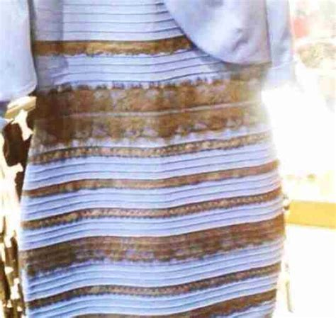 color of the dress community explodes with the real color of the dress teamblueandblack and