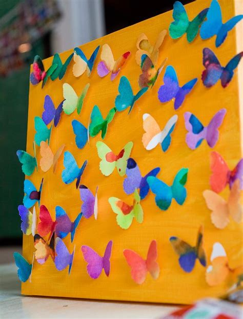 butterfly craft for cool 3d butterfly craft for pictures photos and