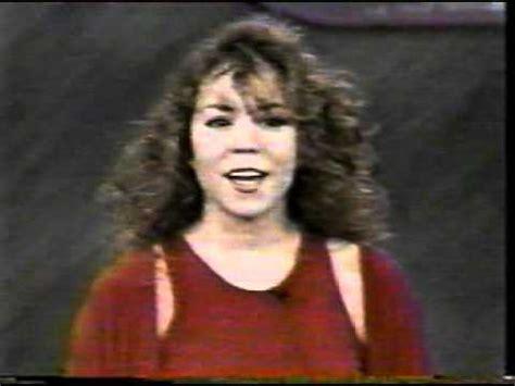 mariah carey 1992 mariah carey interview oprah winfrey show feb 14