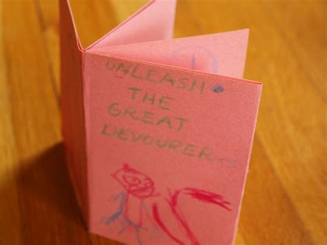 Make A Book Out Of Paper - july 30 stories and more origami simple creative
