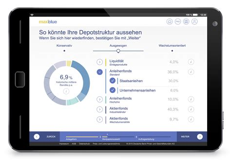 deutsche bank maxblue depot deutsche bank maxblue depot preis volumen analyse