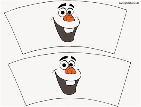 printable christmas olaf 25 best ideas about olaf party on pinterest frozen