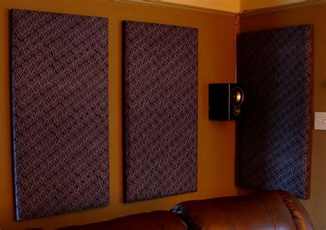 sound deadening drapes sound absorbing curtains diy home design ideas
